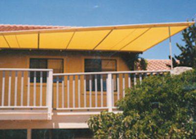 Large patio cover by A Shade Beyond - Prescott AZ
